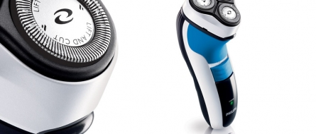 3-Head Electric Shaver
