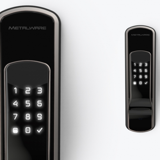 Metalware Smart Lock
