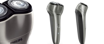 2 Head Electric Shaver