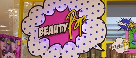 Beauty Pop counter