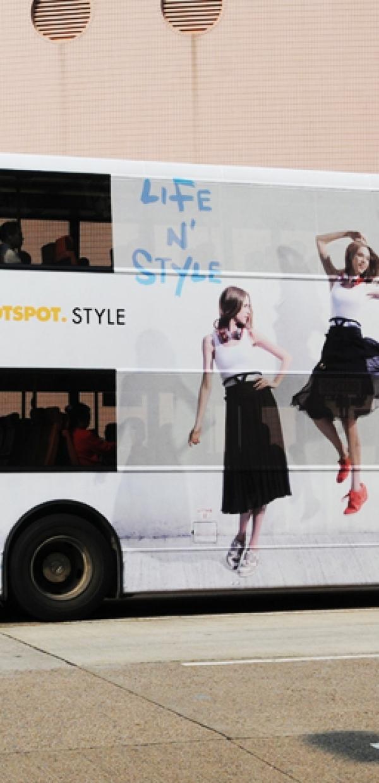 Footspot Spring/Summer Campaign