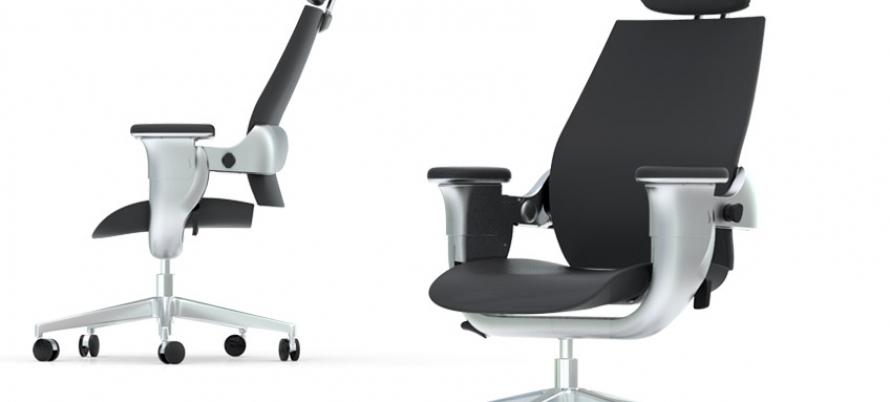 smartmotion ergonomics, SwingChair