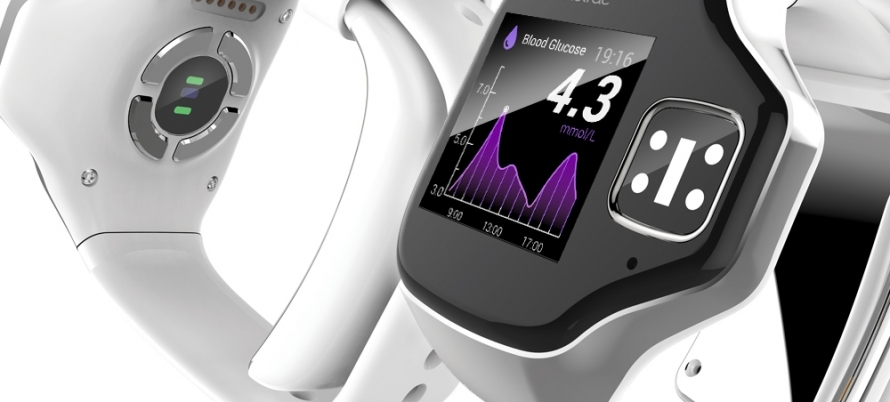 World's first non-invasive continuous glucose monitoring