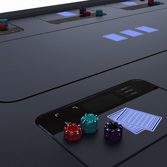 smart poker table