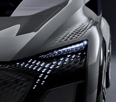 Audi AI:ME Autonomous Electric Car of The Future