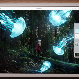 Full version photoshop for iPad has finally arrived