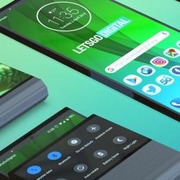 Lenovo reveils foldable smartphone